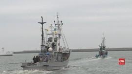 VIDEO: Di Tengah Kecaman, Nelayan Jepang Mulai Buru Paus