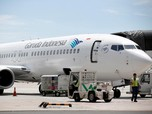 Ada Keretakan di Pesawat Boeing 737NG Garuda dan Sriwijaya