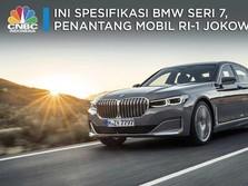 Ini BMW Seri 7, Mobil Anti Peluru Penantang Mercy Jokowi