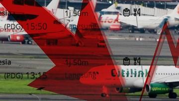 Harga Tiket Pesawat Turun 50 Di Low Hours Apa Dampaknya