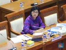 Destry Damayanti Ujian Jabatan DGS BI di DPR, Tegang?