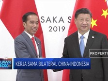 Kerja Sama Bilateral China-Indonesia