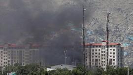 Serangan Taliban ke Markas Polisi Afganistan, 11 Orang Tewas