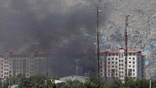 Ledakan Bom 'Mengusik' Pesta Pernikahan di Afghanistan