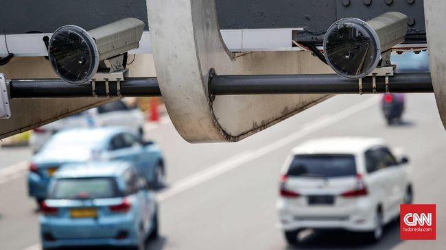 Polisi Manfaatkan CCTV Tilang Elektronik Pantau Ganjil Genap