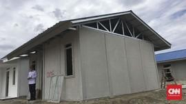 Wiranto Tak Mau Proyek Hunian Korban Gempa Sulteng Mangkrak