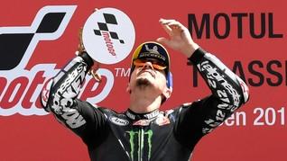 Vinales: Kemenangan di MotoGP Belanda Masih Seperti Mimpi