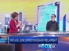 Inflasi Bulan Juni 2019 Di Proyeksi  0,4%