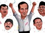 Catat! Jokowi tak Pernah Kalah Dalam Setiap Pemilihan Umum