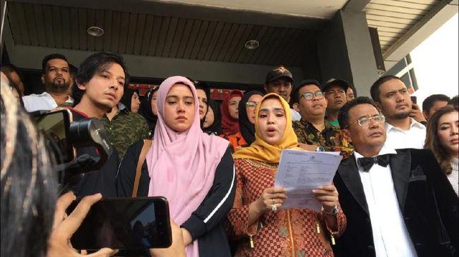 Rey Utami, Pablo dan Galih Jadi Tersangka Kasus 'Ikan Asin'