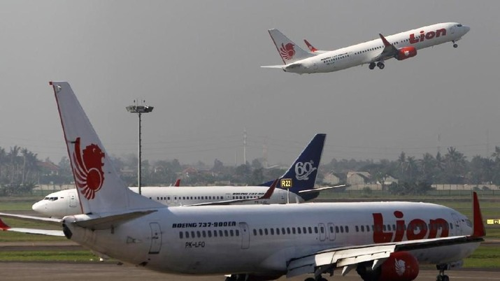 Lion Air Group masih menyelidiki perihal bocornya data penumpang.