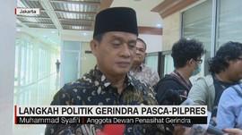 VIDEO: Mayoritas Kader Gerindra Ingin Tetap Oposisi