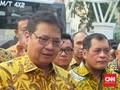 Airlangga Klaim Didukung 460 Pemilik Suara untuk Munas Golkar