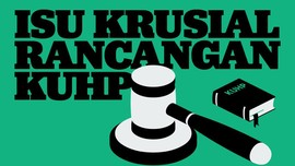 INFOGRAFIS: Isu-isu Krusial dalam Rancangan KUHP