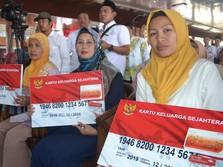 Ini Dia 'Kartu Sakti' Pangan Jokowi, Bisa Beli Apa Saja?