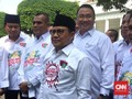Cak Imin Sebut Jokowi Bahas Kabinet Pertengahan Juli