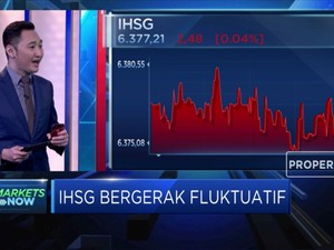 IHSG Terkoreksi, Saatnya Belanja Saham