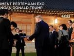 Saat Donald Trump Bertemu dengan EXO
