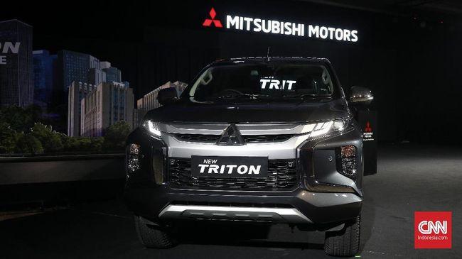 Mesin Baru Mitsubishi Triton Belum Euro 4