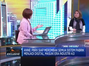 PBRX Targetkan Kapasitas Produksi  120 Juta Pieces di 2020
