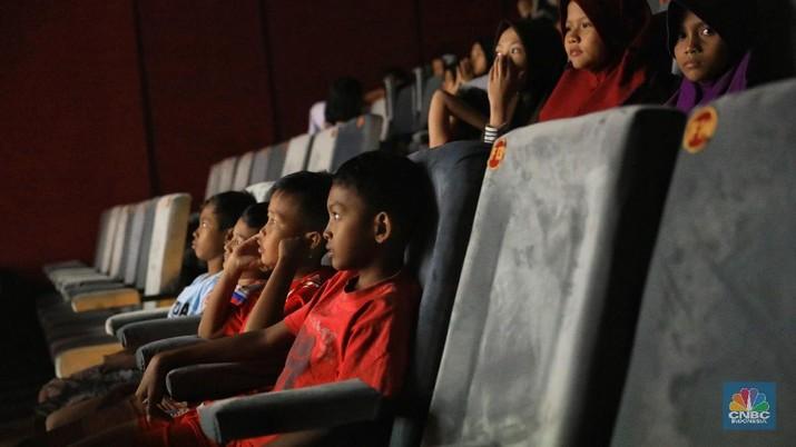 Ada Bioskop Rakyat, Nonton Cuma Rp 15.000 Di Sini!