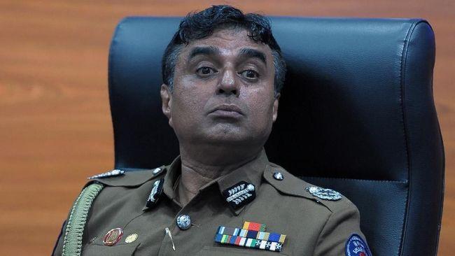 Kisruh Bom Sri Lanka, Kepala Polisi dan Eks Menhan Ditangkap