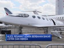 Paris Air Show Pamerkan Pesawat Listrik dan Hybrid