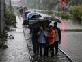 Hujan Lebat di Mumbai Tewaskan 27 Warga