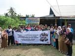 Pertamina Latih Lansia Dumai untuk Produksi Aneka Olahan Buah