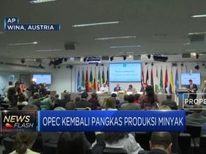 OPEC Perpanjang Pemangkasan Produksi Minyak
