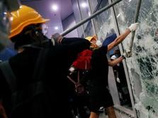 Demo Hingga Gedung DPR Rusak, Ada Apa dengan Hong Kong?