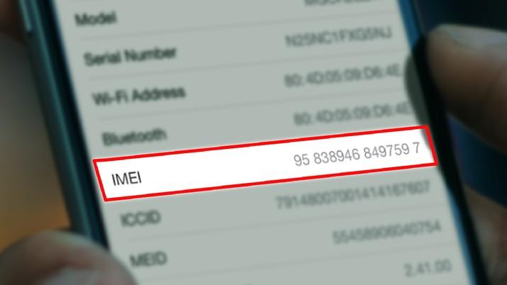 Aturan IMEI untuk blokir ponsel BM belum terbit namun salah satu aturannya adalah pengguna bisa meminta ponsel diblokir bila ponsel dicuri.