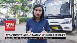 VIDEO: Moda Transportasi dari Bandung Menuju BIJB Kertajati