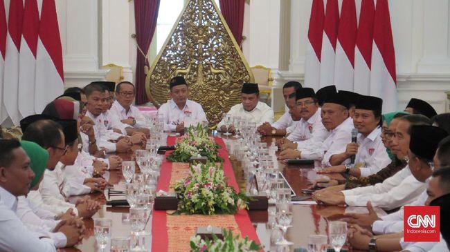 PKB Siapkan 34 Nama Kader untuk Isi 34 Kursi Menteri Jokowi