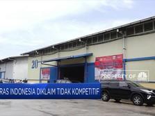 Beras Indonesia Diklaim Tidak Kompetitif