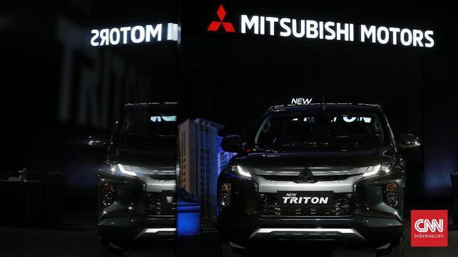 7 Bulan Usai Thailand, Triton Baru Meluncur di Indonesia