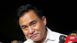 Tak Dapat Jabatan, Yusril Tetap Loyal Jokowi