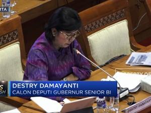 Visi dan Misi Destry Damayanti untuk Bank Indonesia