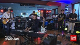Music at Newsroom: Pamungkas - 'Bottle Me Your Tears'