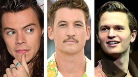 Harry Styles hingga Ansel Elgort Bersaing untuk Film 'Elvis'