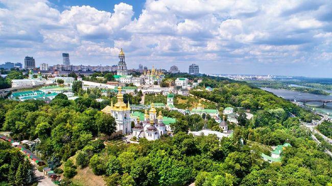 Ukraina Terpilih Sebagai Negara Paling 'Seksi' di Dunia