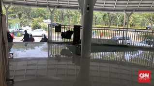 SM Pembawa Anjing ke Masjid Akan Ditahan di RS Marzoeki Mahdi