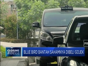 Diminati Gojek, Ini Kata Direksi Blue Bird
