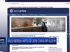 Rugi Bersih ARTO Q1-2019 Capai Rp 6,03 M