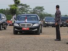 Ini Model Mobil Dinas RI-1 Jokowi yang Sering Mogok