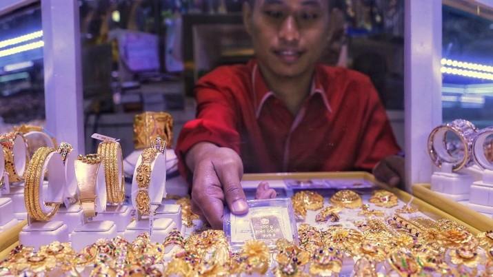 Saat Harga Emas Diramal Bisa Sentuh Rp 900.000/Gram, Percaya?