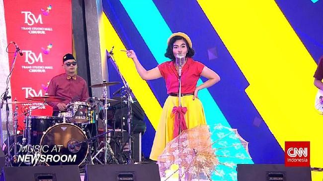 Music at Newsroom: Deredia - 'Bala-bala'