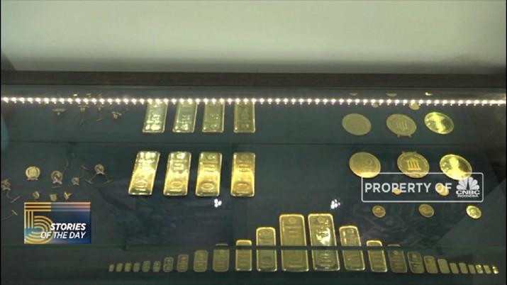Kilau Emas Bikin Silau, Investor Jangan Langsung Jual yah!