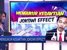 Mengukur Kesaktian Jokowi Effect