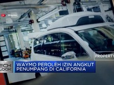 Waymo Komersialisasi Mobil Otonom